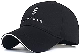 Wall Stickz Logo Embroidered Adjustable Baseball Caps for Men and Women Hat Travel Cap Racing Motor Hat fit Lincoln Accessory