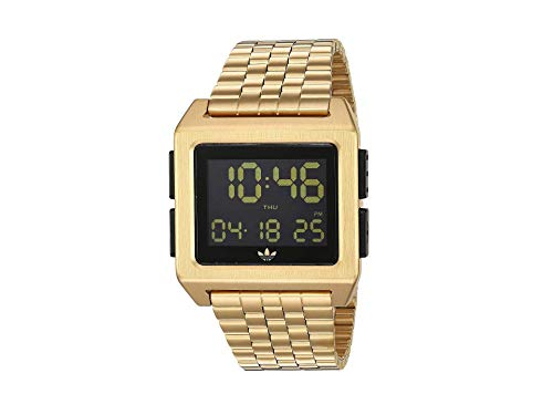 adidas Originals Watches Archive_M1. Men's 70's Style Stainless...