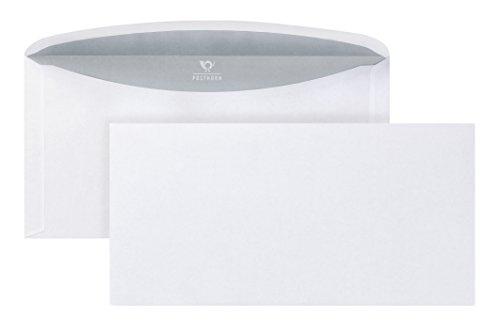POSTHORN envelop C6/5 (114x229mm) wit 75 g ASK velox3000 1000 stuks