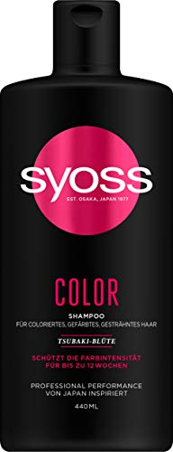 SYOSS Shampoo Color, 440 ml