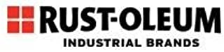 Rust-Oleum As5400 System <340 Voc Antislip One-Step Epoxy Floor Coat, Silver Gray Gal Can - Lot of 2