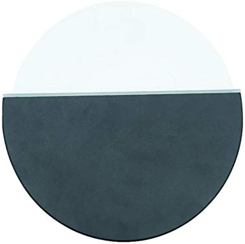 TEHWDE Wandleuchte Schwarz Led,Led Wand Lampe Moderne Leuchte Indoor Wand Leuchte Wandleuchte Leuchten 360 ° Drehung Treppen Schlafzimmer Nacht Wohnzimmer Hause Flur 10W Beleuchtung