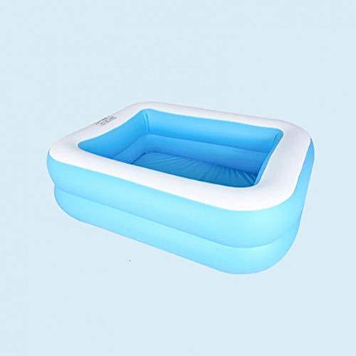 sjqc9561 1pc Piscina Inflable De PVC Agua Diversión Inflable De La Piscina para Adultos De Los Niños Al Aire Libre del Patio Trasero De Verano Regalos para Los Amigos