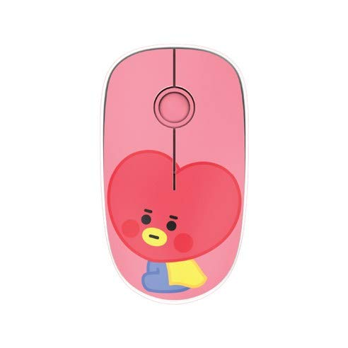 BT21 Baby Wireless Silent Mouse by Royche (TATA)