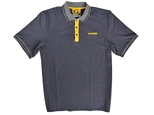 Roughneck Clothing pologyl Grand Polo pour Homme Gris