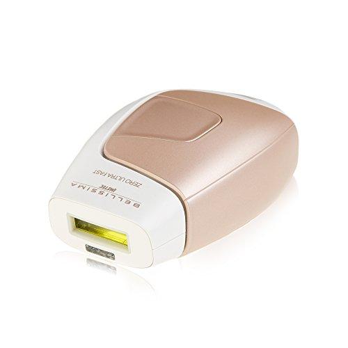 Imetec Bellissima Zero Ultra Fast Epilatore a Luce Pulsata, Fast HPL Plus Technology, Doppio Sistema di Protezione della Pelle e Touch Sensor, 5 Livelli Di Energia...