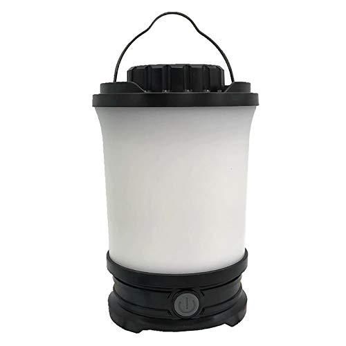 VBNMC Linterna de Camping LED Recargable por USB, BateríA de Litio de 700 LúMenes, Luz de Tienda Ultra, TambiéN Banco de EnergíA PortáTil