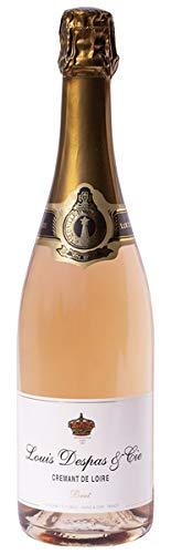 Louis Despas | Frankreich (Loire) Crémant de Loire Brut Rosé (Rosé) 12,5% | Cabernet Franc: 100% (6x 0,75L)