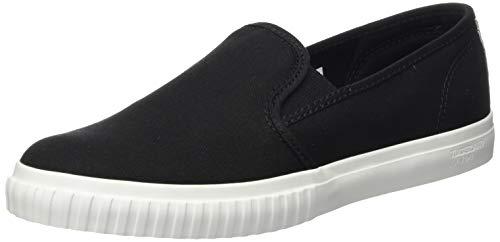 Timberland Damen Newport Bay Bumper Toe Slip On Sneaker, Schwarz (Nero (Black) Tb0a28n60011), 37 EU