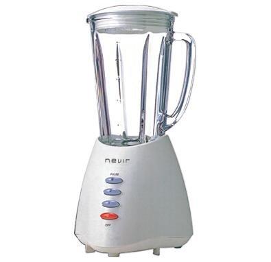 Nevir NVR-8114BV - Batidora de vaso, 350 W, 1, 25 l, color blanco