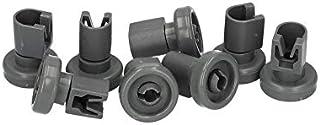 comprar comparacion 8x Rodillos de jaula rodillos cesto superior para lavavajillas AEG Electrolux 5028696700 502869670/0