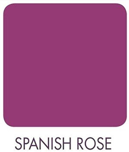 Signeo Bunte Wandfarbe, SPANISH ROSE, Pink, matt, elegant-matte Oberflächen, Innenfarbe, 1 Liter