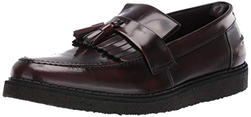 Fred Perry FS x GC Tassel Loafer Leather Schuhe Ox bllod
