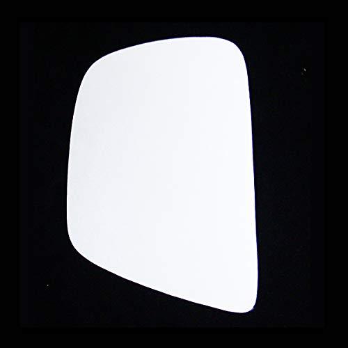 Espejo retrovisor izquierdo convexo (compatibilidad no garantizada con vehículos con conductor en lado izquierdo)