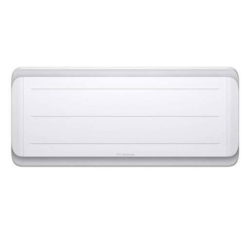 Radiateur Équateur 3 750W, Bas, Blanc