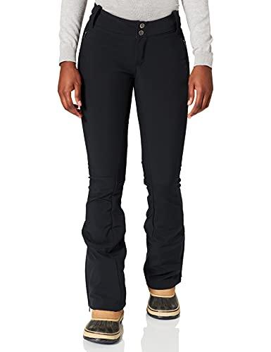 Columbia Roffe Ridge Pantalones, Mujer, Negro (Black), Talla: 6/R
