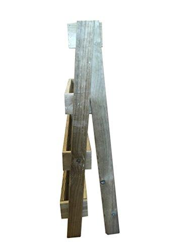 AD servicios Huerto Urbano Vertical con pie de 100x90x30 cm (Mesa ...