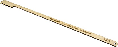 Vermont Maple Back Scratcher
