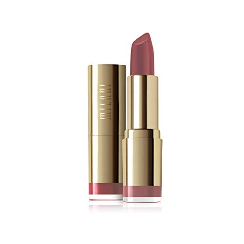 Milani Color Statement Lipstick - Natural Rose (0.14 Ounce) Cruelty-Free Nourishing Lipstick in...