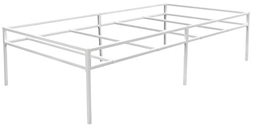 Fast Fit HGC706124 Tray Stand 4' x 8' Toolless Assembly For Hydroponics, White