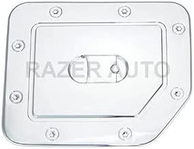 Razer Auto Chrome Fuel Gas Door Cover for 04-13 Nissan Titan