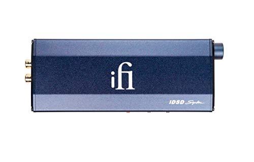 iFiaudiomicroiDSDSignatureDACバッテリー内蔵PCM768/DSD512対応USB-DAC/ヘッドフォンアンプマイクロアイディーエスディーシグネチャー【国内正規品】