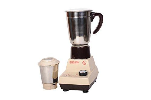 Signora Appliances Economy Mixi (27cmX17.5cmX34cm, Cream)