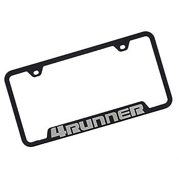 Best 4runner license plate frame Reviews