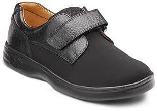 Dr. Comfort Women's Annie Black Stretchable Diabetic Casual Shoes