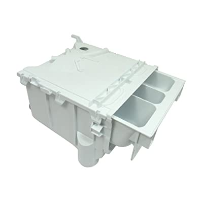 Bosch Washing Machine Soap Dispenser Drawer and Housing