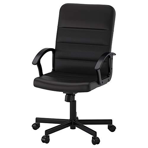 Ikea Renberget Swivel Chair (Cotton , Black)