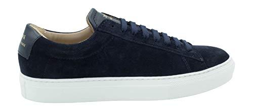 Zespà Damen Sneaker ZSP4 HGH Navyblau - 39