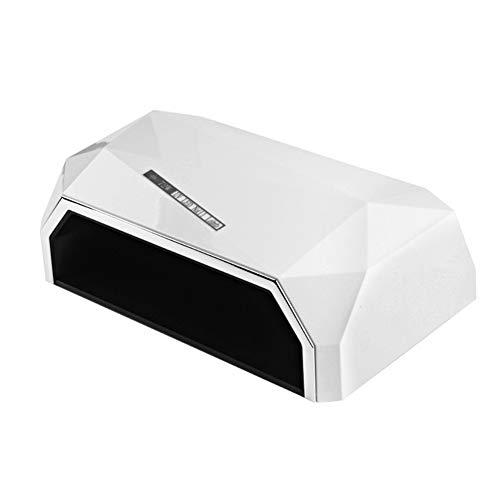 Lampe UV de photothérapie d'induction de synchronisation d'affichage à LED de dessiccateur de clou de puissance élevée grande lampe d'espace de main et de pied d'espace 110 / 220v