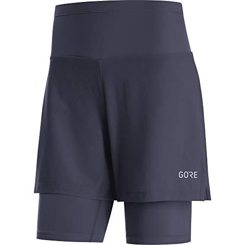 GORE WEAR R5 Femme Short 2in1, Orbit Blue, 36