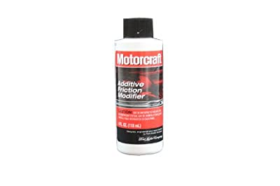 Genuine Ford Fluid XL-3 Friction Modifier Additive - 4 oz.