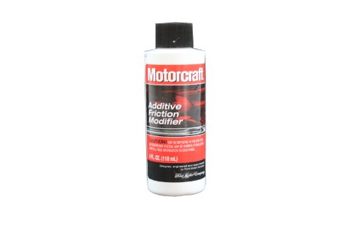Genuine Ford Fluid XL-3 Friction Modifier Additive - 4 oz.