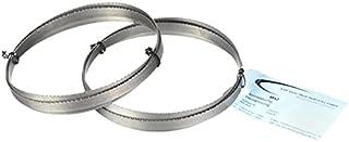 2-pack set sågband bi-metall M 42 mått 1435 x 13 x 0,65 mm 8/12 ZpZ t.ex. för varor MBS 125 V bandsågblad