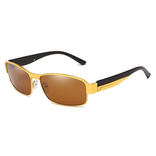 Gafas de Sol Gafas De Sol Fotocromáticas para Hombre, Gafas Polarizadas para Hombre, Gafas De Sol con Cambio De Color, Visión Nocturna Diurna, Gafas P