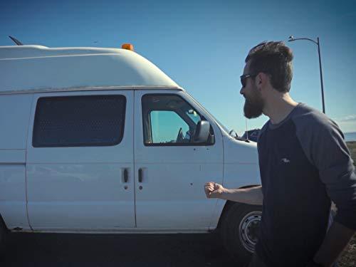 Stealth Campervan Self Built from an Old Work Van