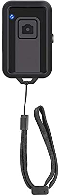 Wireless Bluetooth Remote Control for Phone iPhone Samsung Other Smartphone Camera Compatible with All iOS and Android Devices with Wrist Strap Included from LINKCOOL