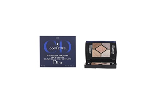 Big Sale Christian Dior 5 Color Eyeshadow for Women, No. 030 Incognito, 0.21 Ounce