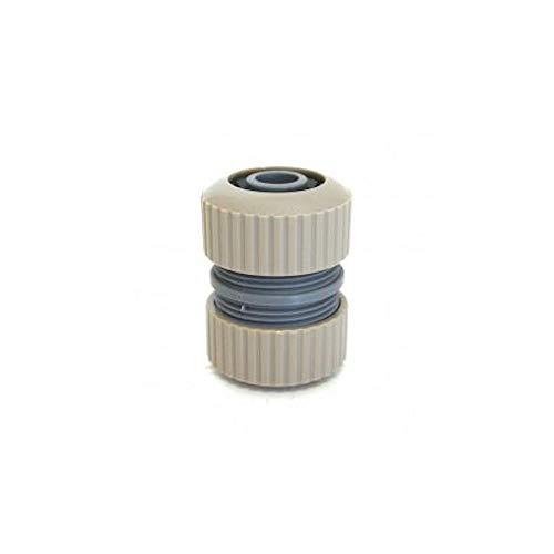 Jardibric 11200 raccord de jonction 25mm Plastique, Gris