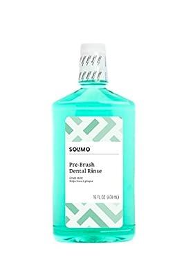 Amazon Brand Solimo Pre-Brush
