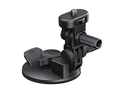 Sony VCT-SCM1 Supporto Action Cam a ventosa per cruscotto auto, Nero