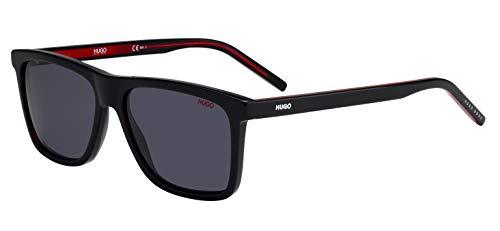 Hugo Boss Sonnenbrillen (HG-1003-S OITIR) schwarz - rot kristall - grau