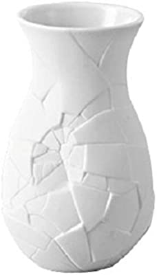 Rosenthal 14255-100102-26010 Vase 10 cm, Porcelaine, Blanc, 16 x 8,7 x 13,5 cm