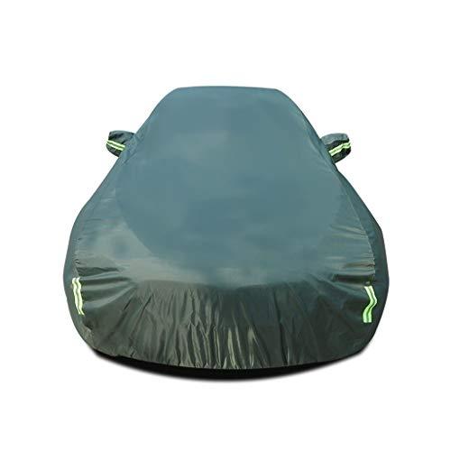 WAA Compatible con Alfa-Romeo GTV V6 24v Cubierta para automóvil Impermeable Resistente al Viento a Prueba de Polvo para Todo Clima Ropa para automóviles al Aire Libre Resistente a los arañazo
