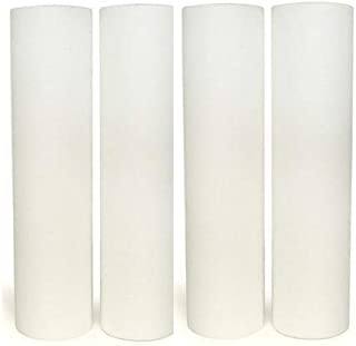 Watts /FLOW-PRO 5M-4PK 5-Micron Sediment Water Filter Cartridge, 4-Pack