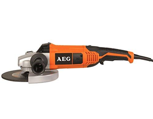AEG AEGAA2200W Amoladora ang.2200 W-230 mm.Disco-INT.Hombre Muerto