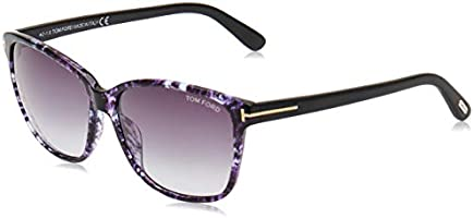 Tom Ford Women's Sunglasses Square Dana, Blue